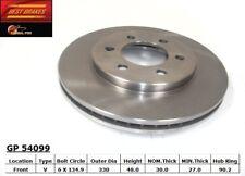 Disc Brake Rotor fits 2003-2006 Lincoln Navigator  BEST BRAKES USA