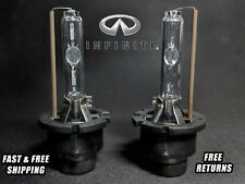 OE HID Headlight Bulb For Infiniti JX35 2013 Low & High Beam Stock Fit Qty 2