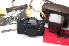 Leicaflex SL Mot + Leather Case