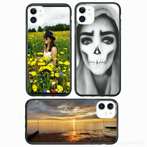 PERSONALISED Custom PHOTO Phone Case Cover For iPhone 12/Pro/Pro Max/Mini