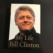 Bill Clinton Signed Book Auto My Life Hardcover President JSA