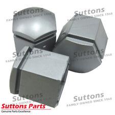 Genuine Holden VT VX Commodore Wheel Nut Caps X 3 Silver Part 92085491