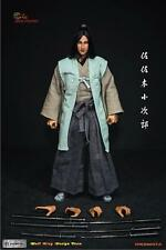 "Wolfking 1/6 Scale 12"" Japannese Warrior Sasaki Kojiro Action Figure(In Stock)"