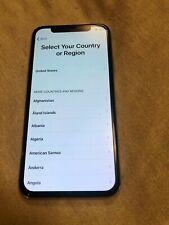 Apple iPhone X - 64GB - Silver (Verizon) A1865 (CDMA + GSM)