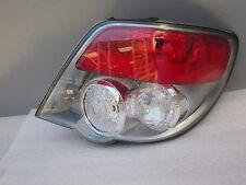 06 SUBARU IMPREZA REAR TAILLIGHT TAIL LAMP OEM PASSENGER  2006