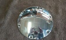 STOCK HARLEY EVO SPORTSTER XL CHROME DERBY COVER FOR 2004-LATER SPORTSTER
