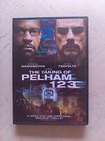 The Taking of Pelham 123 - Denzel Washington/John Travolta - 2009 DVD