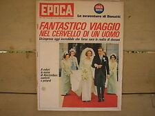 EPOCA 808 1966 AVVENTURE WALTER BONATTI YUKON FBI OPERAZIONE GATTO DE SABATA