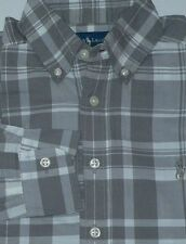 Ralph Lauren Boys' Checked 100% Cotton Shirts (2-16 Years)