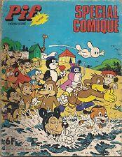 PIF POCHE N° HORS SÉRIE  SPÉCIAL COMIQUE 3eme TRIMESTRE 1978