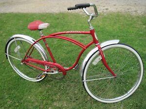 """VINTAGE 1978  SCHWINN TYPHOON  26""""  CRUSIER BICYCLE"""