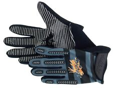 Drophog Sticky Armor Spearfishing Gloves, Super Tacky, Armored Fingers