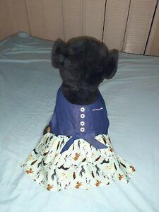 Beautiful Pet Dress Large machine Washable