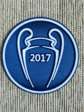 Parche Campeón UCL Champions League 2017 para camiseta Real Madrid
