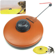 2017 New Cat Toy Undercover Cats Meow Play Fabric Moving Mouse For Cat Funny