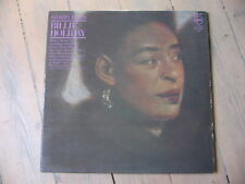 2 LP GATEFOLD BILLIE HOLIDAY - STORMY BLUES / excellent état