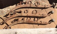 3~Antique Horse Tack Plow Beam Horse/Ox Harness Yoke Primitive(From Omish In MO)