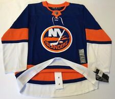 NEW YORK ISLANDERS size 56 = sz XXL ADIDAS NHL HOCKEY JERSEY Climalite Authentic