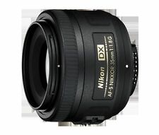 Nikon AF-S DX Nikkor 35mm F/1.8G Lens New*