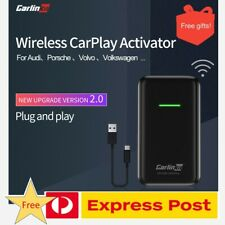 Carlinkit Bluetooth Apple CarPlay Dongle Wireless adapter for Factor Head Unit
