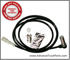 Anti-Lock Brake System ABS Sensor Front Rear Freightliner Mack Volvo Kenworth
