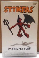 Stikfas Beta Female AFK62R Demoness Action Figure