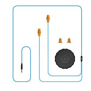 NEW PG-UO 29DB PLUGFONES Earplugs & Earphones GUARDIAN SERIES