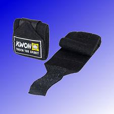 Handgelenk Bandage Bodycross Crossfit Boxen Kampfsport schwarz elastisch KWON®