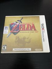 The Legend of Zelda: Ocarina of Time 3D Complete With Manuals (3DS, 2011)