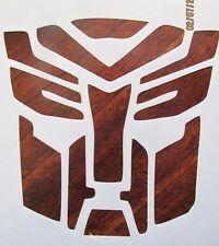 Transformer Stencil Reusable 10 mil Mylar Stencil