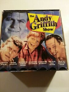 The Andy Griffith Show -  7 VHS Video Box Set