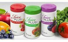 90 Juice Plus Capsules Fruit X30, Veg X30 Berries 🍇 X30