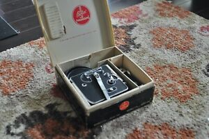 Bolex H16 Non Reflex Camera body only in its Box