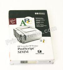NEW OEM Genuine C3152A HP LaserJet 5P PostScript SIMM C3152-67901