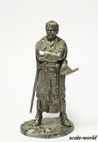 Tin soldier, figure. viking 54 mm