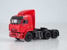 Scale model truck 1:43, KAMAZ-6460 truck tractor (with spoiler)