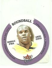 Shaquille O'Neal     2003-04 Ultra Roundball Disc   Lakers
