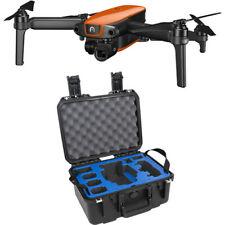 Autel Robotics - EVO Rugged Bundle Drone 3 Batteries with Remote - 110v-240v
