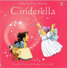 *BRAND NEW* FIRST STORIES: CINDERELLA (Toddler Book, Fairy Tale)