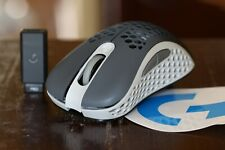 Logitech G Pro Wireless 58.9g Modded w/ Skoll Kailh 60m deoxIT D5 Gaming mouse