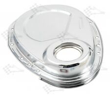 Chrome Timing Chain Cover - SB Small Block Chevy 283 - 400