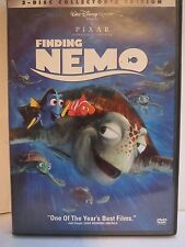 Finding Nemo (DVD, 2003, 2-Disc Collector's Edition Set)