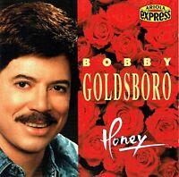 (CD) Bobby Goldsboro - Honey - It's Too Late, Little Things,Watching Scotty Grow