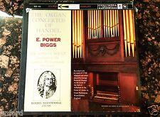 THE ORGAN CONCERTOS OF HANDEL MUSIC ORCHESTRA CLASSIC Vinyl Disc 2 LP's RECORD