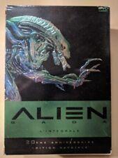 Alien : Saga L'Intégrale - Coffret DVD édition spéciale 20ème anniversaire 1 2 3