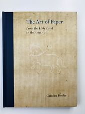 The Art of Paper: From the Holy Land to the Americas