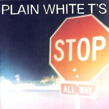 1 CENT CD Stop - Plain White T's