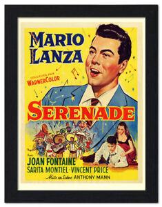 Mario Lanza - 4 DVDs  - Serenade - Student Prince - Great Caruso  - Serenade +1