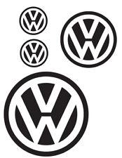 Pegatina | Vinilo Logo Volkswagen varios tamaños
