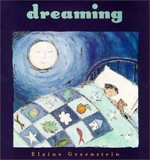 Kids paperback:Dreaming-A Countdown to Sleep-count back from 10 to 1-cool picts!